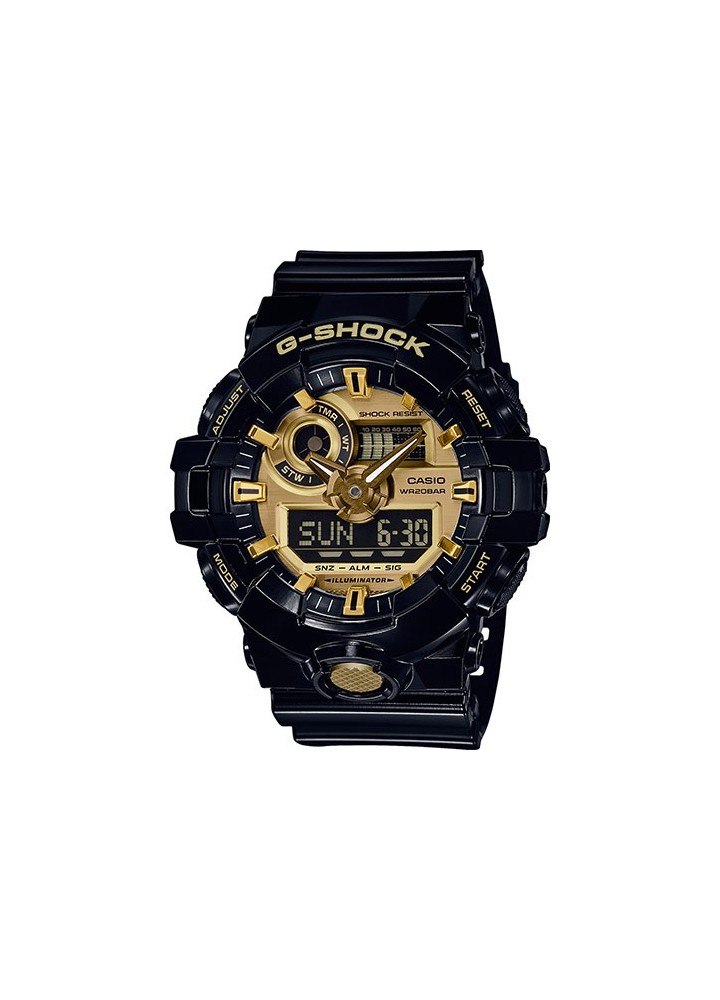 b9061ec628d3 Orologio Casio G Shock Nero E Oro